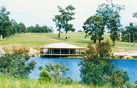 Lake Charlotte Winery - Maitland Accommodation