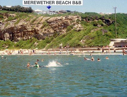 Merewether Beach B And B - Maitland Accommodation