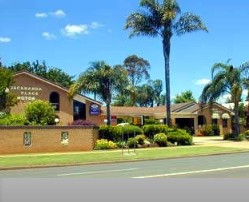 Jacaranda Place Motor Inn - Maitland Accommodation