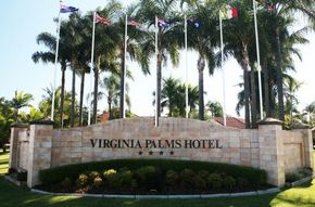 Brisbane International - Virginia - Maitland Accommodation