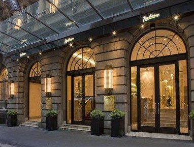 Radisson Plaza Hotel Sydney - Maitland Accommodation