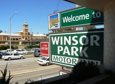Albury Winsor Park Motor Inn - Maitland Accommodation