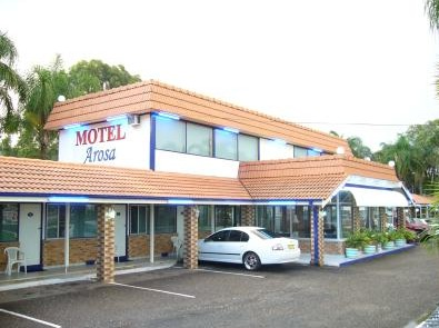 Arosa Motel - Maitland Accommodation