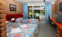 Aquajet Motel - Maitland Accommodation