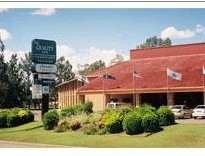 Quality Inn Charbonnier Hallmark - Maitland Accommodation
