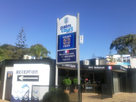 Palm Court Motor Inn - Maitland Accommodation