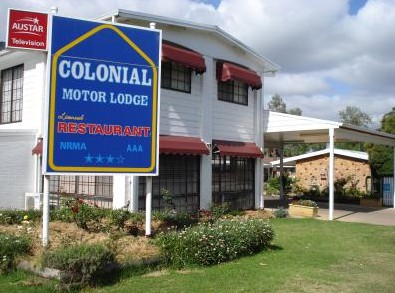 Colonial Motor Lodge - Maitland Accommodation