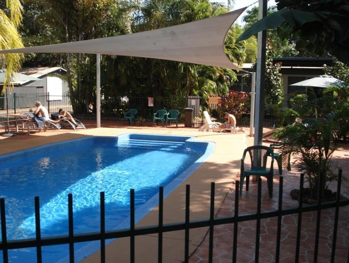 Shady Glen Tourist Park - Maitland Accommodation