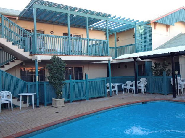 Heritage Resort Hotel Shark Bay - Maitland Accommodation