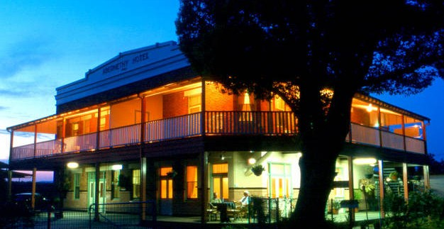 Abernethy Guesthouse - Maitland Accommodation
