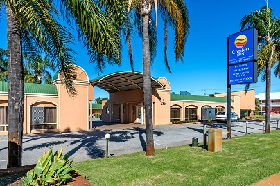 Comfort Inn Bel Eyre Perth - Maitland Accommodation