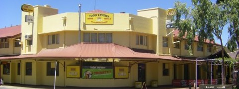 Todd Tavern - Maitland Accommodation