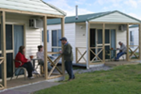 Discovery Holiday Parks Devonport Cosy Cabins - Maitland Accommodation