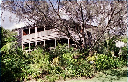 Fraser Island Hideaway - Maitland Accommodation