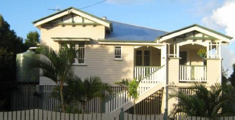 Eco Queenslander Holiday Home and BB - Maitland Accommodation