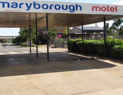 Maryborough Motel and Conference Centre - Maitland Accommodation