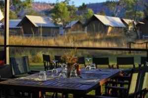 Bell Gorge Wilderness Lodge - Maitland Accommodation