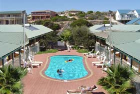 Bay Lodge Economy Beachfront - Maitland Accommodation