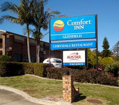 Comfort Inn Glenfield - Maitland Accommodation