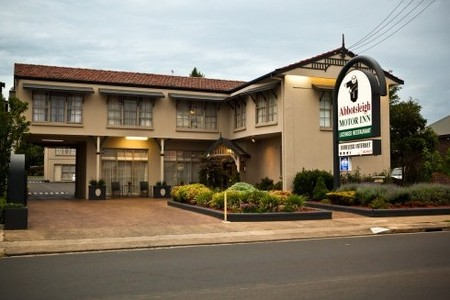 Abbotsleigh Motor Inn - Maitland Accommodation