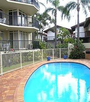 Bayview Beach Holiday Apartments - Maitland Accommodation