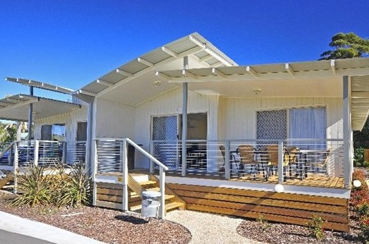BIG4 Easts Beach Holiday Park - Maitland Accommodation