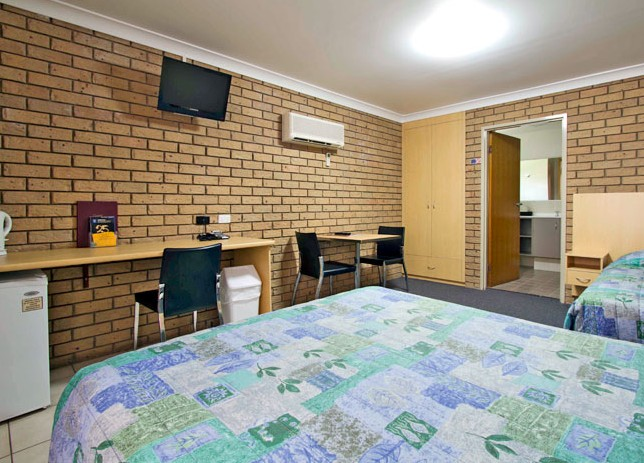 Sunray Motor Inn Toowoomba - Maitland Accommodation