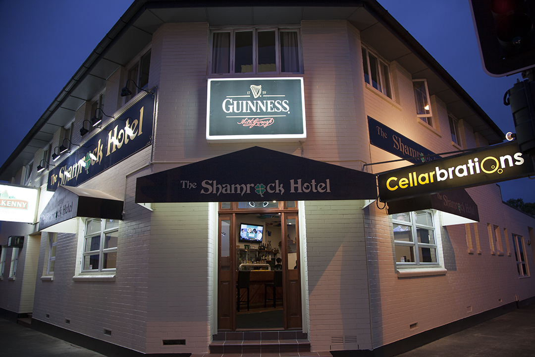 Shamrock Hotel - Maitland Accommodation