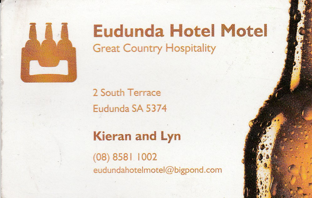 Eudunda Hotel Motel - Maitland Accommodation