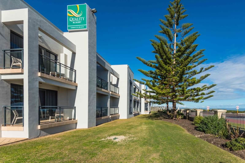 Quality Resort Sorrento Beach - Maitland Accommodation