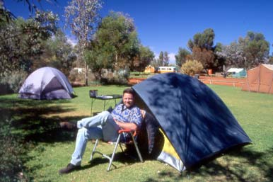 Voyages Ayers Rock Camp Ground - Maitland Accommodation