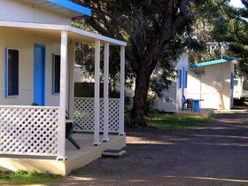 Kingscote Nepean Bay Tourist Park And Parade Units - Maitland Accommodation
