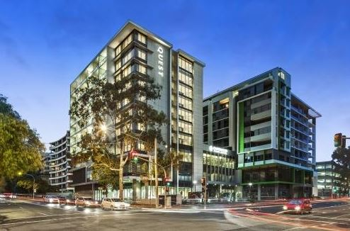 Quest Chatswood - Maitland Accommodation