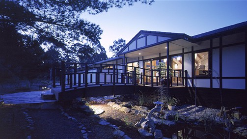 Shizuka Ryokan Japanese Country Spa  Wellness Retreat - Maitland Accommodation