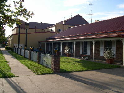 Club Motel - Maitland Accommodation