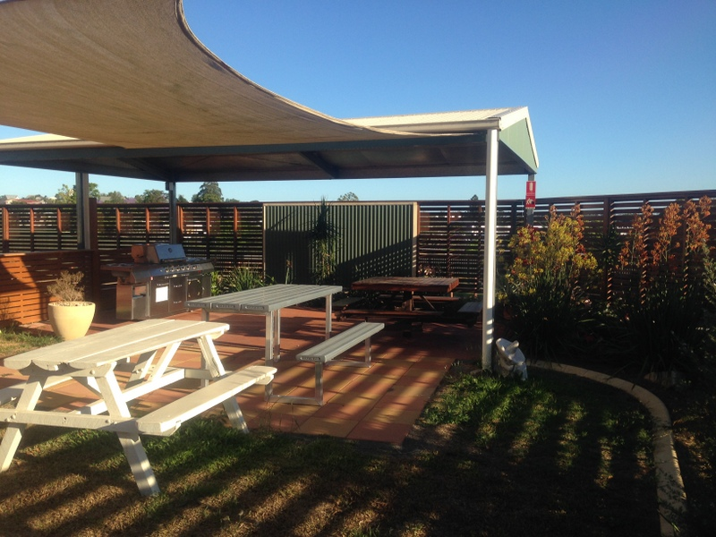 Gympie Caravan Park - Queens Park - Maitland Accommodation