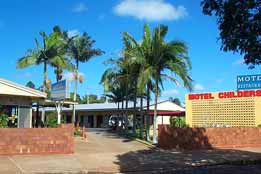 Motel Childers - Maitland Accommodation