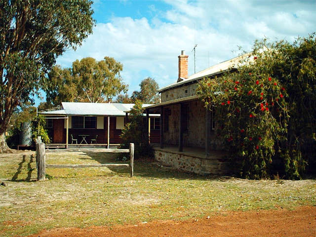 Quaalup Homestead Wilderness Retreat - Maitland Accommodation