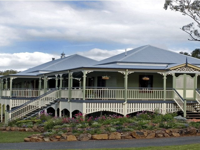 The Sanctuary Springbrook Guest House Cottage - Maitland Accommodation