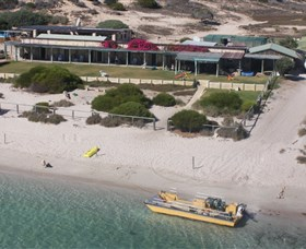 Dirk Hartog Island Eco Lodge - Maitland Accommodation