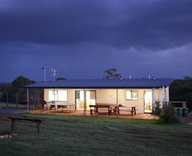 Childers Eco-lodge - Maitland Accommodation