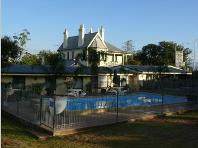 Airlie House Motor Inn - Maitland Accommodation