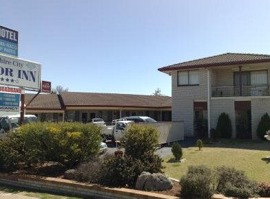 Sapphire City Motor Inn - Maitland Accommodation