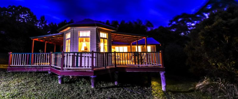Noosa Avalon Farm Cottages - Maitland Accommodation