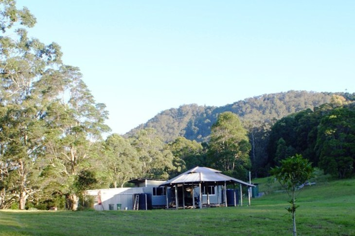 Mt Barney Retreat - Maroon - Maitland Accommodation