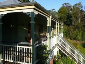 The Sanctuary Springbrook. Guest House / Cottage - Maitland Accommodation