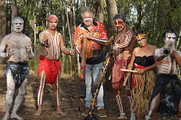 Didgeridoo Jam in the Park - Maitland Accommodation