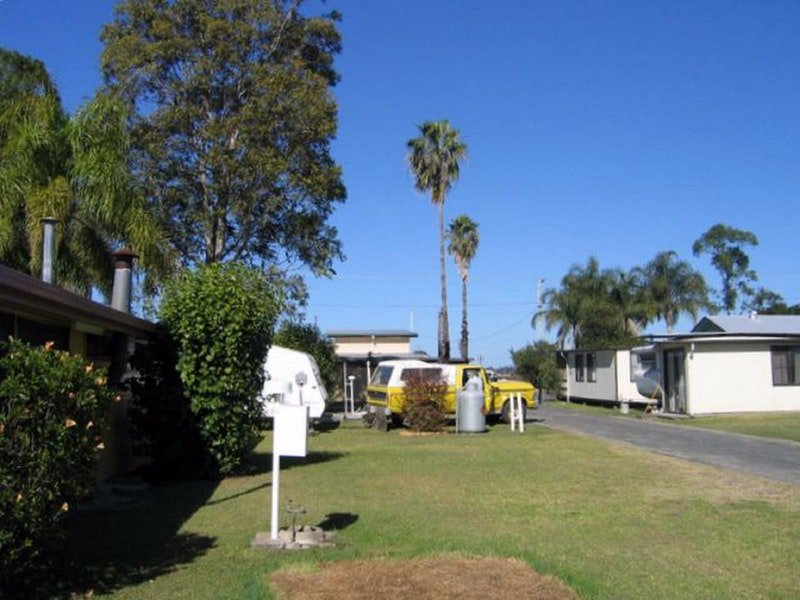 Browns Caravan Park - Maitland Accommodation
