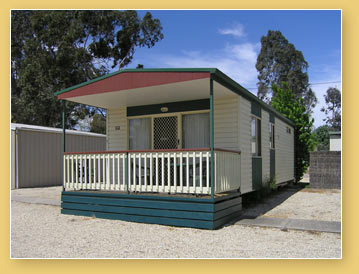 Alexandra Tourist Park - Maitland Accommodation