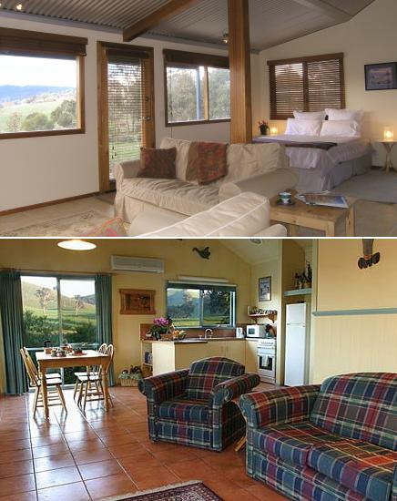 Athlone Country Cottages - Maitland Accommodation